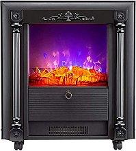 WECDS Gas fireplace 1000/2000W Electric