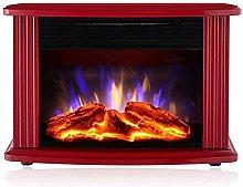WECDS Gas fireplace 900/1800W Electric