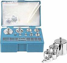 Weddecor 200g Calibration Tool Nickle Plated High