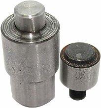 Weddecor 2mm Eyelet Fixing Die Tool for Universal