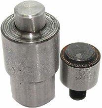 Weddecor 8mm Eyelet Fixing Die Tool for Universal