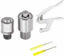 Weddecor Grommet Pliers 3.5mm Eyelet Fixing Metal