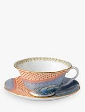 Wedgwood Butterfly Bloom Cup and Saucer Set