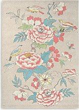 Wedgwood Paeonia Floral Rug