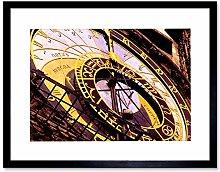 Wee Blue Coo Photo Orloj Astronomical Clock Prague