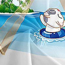 WEFDVBC Children Single quilt covers 78x78inch