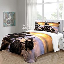 WEFDVBC Children Single quilt covers 87x102inch