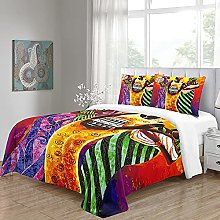 WEFDVBC Quilt covers king size 78x78inch People