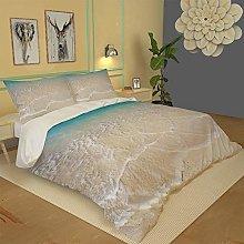 WEFDVBC quilt covers twin Bedroom 59x78 inch Beach