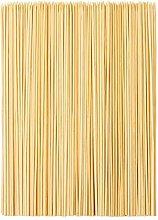 WeFine 300 Bamboo Skewers Sticks 10 Inch Wooden