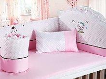 weichuang Baby mattress 6PCS baby bedding set
