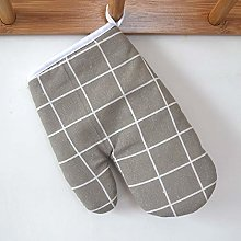 weichuang Oven gloves Plaid Cloth Microwave Oven