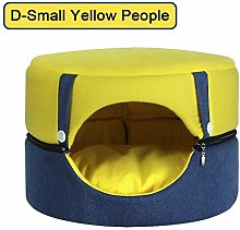 weichuang Pet House Pet Dog Cat Tent House Kennel
