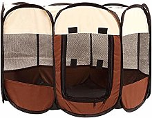 weichuang Pet House Portable Tent Large Small Dogs