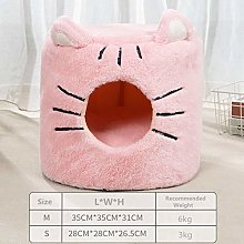 weichuang Pet House Removable Cat Beds House