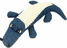 weichuang Pet toy Pet Dog Toy Linen Plush Animal