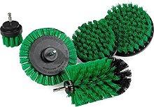 WEIDA Xzhen Drill Brush Power Scrubber Kit Kitchen