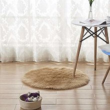 WEIDD Area Rugs for Living Room, Fluffy Shaggy