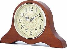 WEIFENG Mantel Clocks, Mantle Clock Wooden Bell