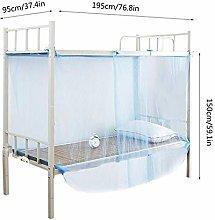 WEIGENG Canopy Mosquito Net Twin Full Queen Size