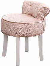 WEIJINGRIHUA Foot Stool,Small Sofa stool European