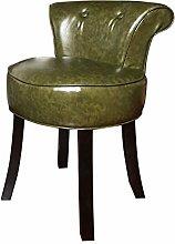 WEIJINGRIHUA Foot Stool,Small Sofa stool Nordic