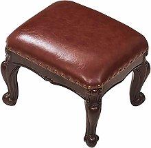 WEIJINGRIHUA Foot Stool,Small Sofa stool Small