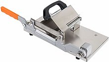 Weikeya Sliver Manual Meat Slicer, Stainless Steel
