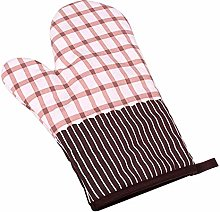 Weimay Cotton Oven Mitts Kitchen Baking Microwave