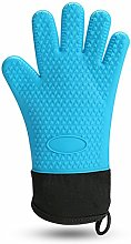 Weimay. Oven Mitts Waterproof Non-Slip Silicone
