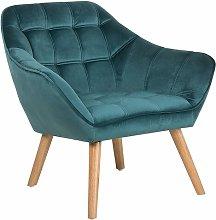 Weir Armchair Mikado Living Upholstery Colour: