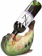 Weird Or Wonderful Guzzler Wine Bottle Holder -