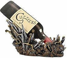 Weird Or Wonderful Guzzler Wine Bottle Holder -