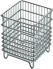 Weis Stainless Steel Cutlery Basket, Silver