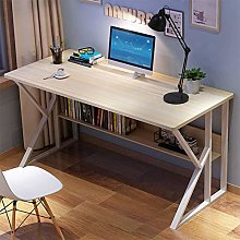 Weisong Modern Computer Desk Writing Table Simple