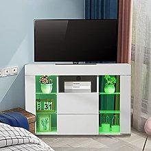 Weisong TV Stand Modern Corner TV Unit Cabinet