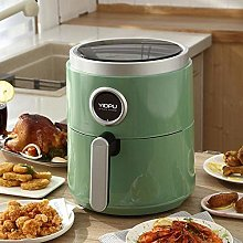 weiwei 5L Air Fryer 1350W Non-Stick Basket Cooking