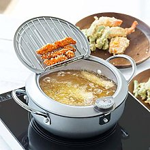 weiwei Not-stick Frying Pan,Stainless Steel