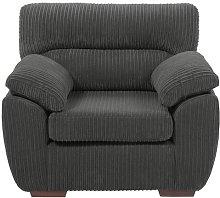 Welby Armchair Ophelia & Co. Upholstery: Dark Grey