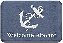 Welcome Aboard Personalize Super Absorbent