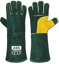 Welder's Welding Gloves Heat Resistant