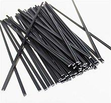 Welding Rods Black ABS PE PP PPR Plastic Welding