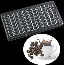 WElinks 77 Holes Coffee Beans Shape Polycarbonate