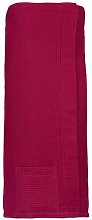 Well-L Sauna Towel Vossen Colour: Cranberry