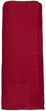 Well-L Sauna Towel Vossen Colour: Ruby