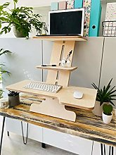 Well WorkStation - Standing Desk Home Office