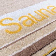Wellness Sauna Towel Dyckhoff Colour: Natural
