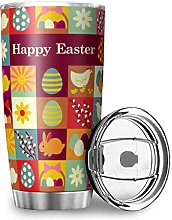 WellWellWell Happy Easter Egg Cup with Splash