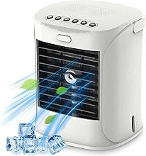 WELTEAYO Portable Air Conditioner Fan, Mini