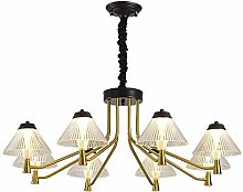 WEM Acrylic Large Branch Chandeliers,Classic